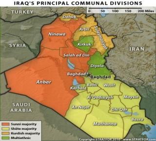 d2bfe5f3a العراق كما رصدته مؤسسة
