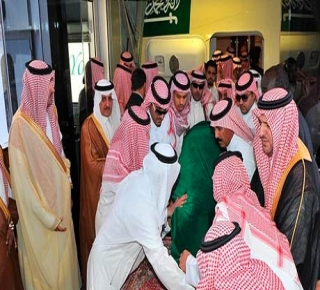 323bf27bfb8b0 رويتز  تحديات العائلة المالكة السعودية بعد وفاة وريثها
