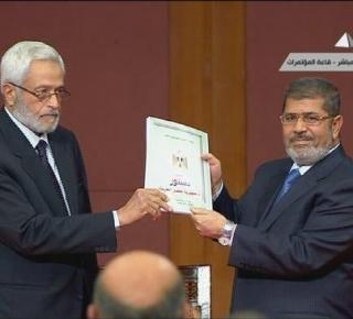 مصر الثورة تنجز دستورا جديدا