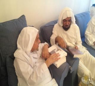 الشيخ صالح الحصين في ذمة الله.. من عجائب هذا الزمان علما وعملا وتواضعا