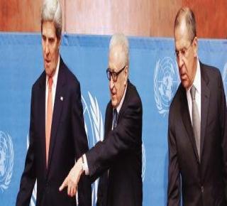 سوريا: الدبلوماسية الدولية بين سايكس-بيكو (1916) وكيري-لافروف (2013)