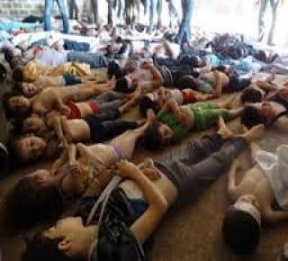 قرائن تشير إلى أن الحرس الثوري الإيراني ربما تورط في الهجوم الكيميائي على الغوطة