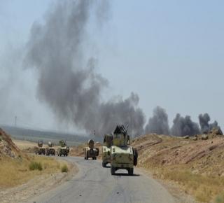 في أضخم هجوم لداعش على قاعدة عسكرية: مئات من المفقودين وفشل تام للجيش العراقي