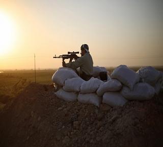 التلغراف: القوات الخاصة البريطانية والأمريكية تشاركان الأكراد في محاربة داعش