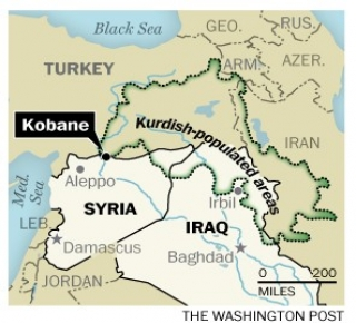 هل تُمكن داعش أكراد سوريا من إقامة حكم ذاتي؟