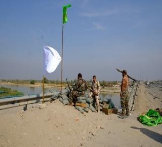 تهجير السنة في العراق وتدمير مناطقهم