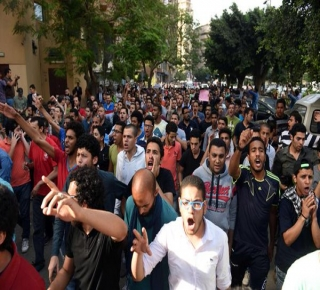 المعركة الكبرى حول مصر