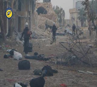في أسباب تراجع الثوار في حلب