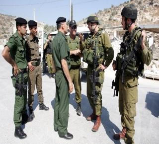 80 لقاء سريا بين الشاباك الإسرائيلي والوقائي الفلسطيني لإحباط العمليات الفدائية