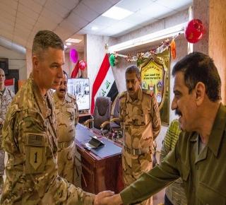 أربعة آلاف جندي أمريكي إضافي وصلوا قاعدة عين الأسد في الأنبار
