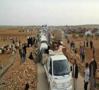 مشروع المنطقة الآمنة: آلاف المشردين والقتلى وعودة النظام