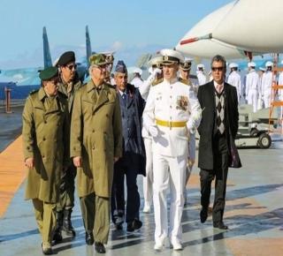 مصادر: روسيا تنشر قوات خاصة في مصر قرب الحدود مع ليبيا دعما للجنرال حفتر