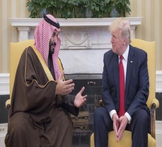 هل ينقذ ترامب السعودية من حرب اليمن؟ وهل يدعم الأمير محمد بن سلمان في سباقه نحو العرش؟