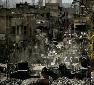 التدمير الشامل للموصل... الإستراتيجية الأمريكية البديلة لـفشل
