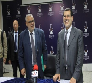 الملك انتصر لمحيطه وطرد بنكيران: القصر المغربي لا يطيقه ولا يريد حزبه في المعارضة