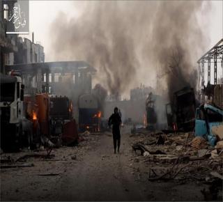 تساؤلات حول قدرة نظام الأسد والثوار على فتح جبهات متعددة