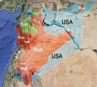 قواتها محاصرة وعالقة في الشمال: الانشغال الأكبر لتركيا في سوريا هو أمنها القومي
