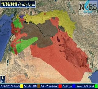سباق عسكري للسيطرة على الحدود السورية العراقية: واشـنطن تصر على منـع أي تواصل إيراني