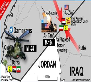 السفير فورد: الأكراد سيدفعون غاليا ثمن ثقتهم واشنطن، وإيران ستدفع أمريكا للانسحاب من شرق سوريا