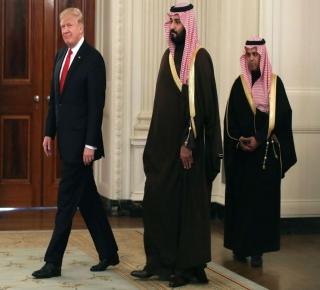 أمير التخبط السعودي.. موسم الحصاد الأمريكي في الرياض