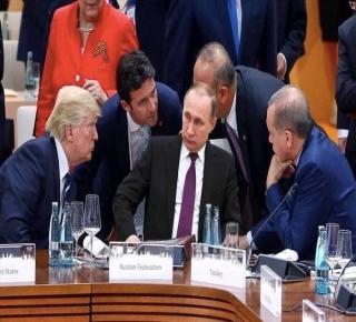 يجلب الهدوء لإسرائيل: تقسيم مناطق سوريا بين روسيا وتركيا وإيران