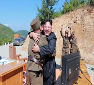 الجنون الأمريكي مقابل الجنون الكوري الشمالي