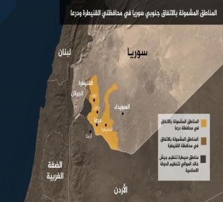 اتفاق وقف النار سيمكن نظام الأسد من إضعاف