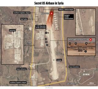 شبه وصاية أمريكية على شمال شرق سوريا: أسرار قاعدة