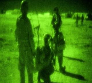 القوات الأمريكية الخاصة وحزب الله في خندق واحد في الحرب ضد