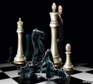 اللعبة الطويلة والقصة التي لا تنتهي: روسيا في قبضة بوتين