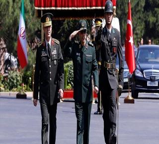 تقديرات: ماذا يعني توقيع اتفاق عسكري بين تركيا وإيران؟
