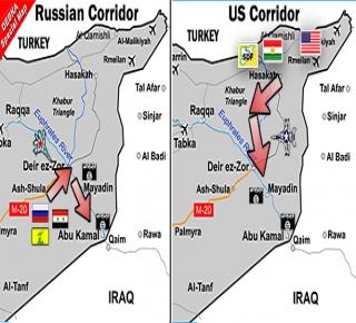 اتفاق روسيا وأمريكا والنظام والسعودية وإيران والأكراد على حرب