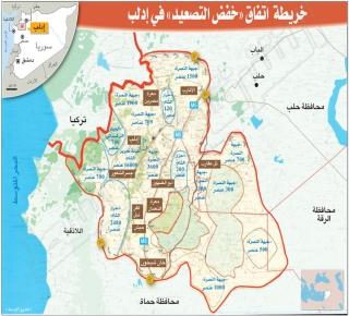 في انتظار أمر أردوغان ببدء العملية: صفقة الأتراك والإيرانيين والروس للسيطرة على إدلب