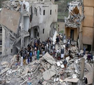 تقرير يفضح جرائم التجويع والقصف والتعذيب الإماراتية في اليمن بإسناد أمريكي