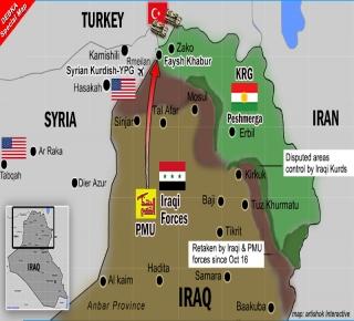 خيارات خليجية: دعم استقلال كردستان وإقامة إقليم للعرب لمواجهة النفوذ الإيراني