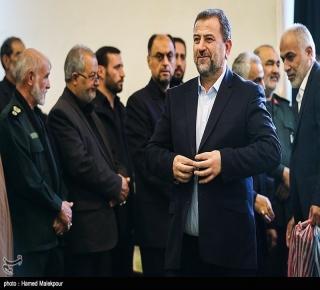 حوار حماس وإيران: