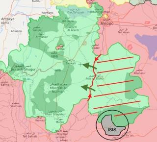 فصائل الثورة السورية أحيت العهد المشؤوم لـ