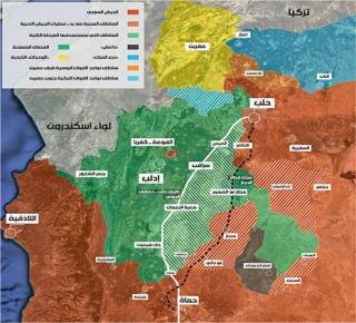 تقديرات: النظام يمتص هجوم الثوار المعاكس ويهدد