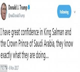 خطط لها مع كوشنر: محمد بن سلمان تفاخر بدعم ترامب لحملة الاستيلاء على ثروات الأمراء