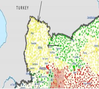 تقديرات: روسيا سمحت لتركيا بقصف محدود وعملية ضغط على