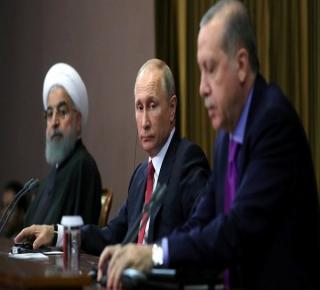 ثلاثة مبادئ توجه إستراتيجية بوتين في المنطقة: لروسيا حليفان .. جيشها وأسطولها