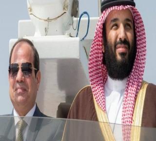 السيسي منح السعودية مساحة أكبر من البحرين: مشروع