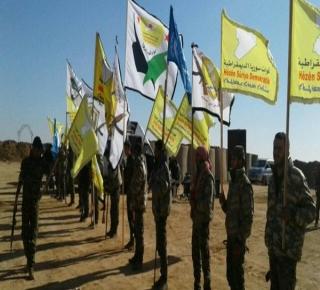 قوات عربية شمال سوريا: تأجيج لنزاع عربي تركي إيراني