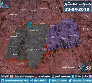 توقعات بقتال شرس وانسحاب بعد استنزاف النظام: