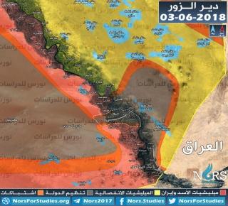 ستبقى البادية مطحنة لقوات النظام وحلفائها: دير الزور ... الثقب الأسود!!