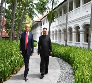 جلب الأمريكي إلى طاولة المفاوضات: حقق الزعيم الكوري الشمالي ما عجز عنه أبوه وجده