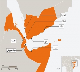 استعانت بضباط أمريكيين: عين الإمارات على ميناء الحديدة ولا يهمها هزيمة الحوثيين