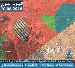 قبل معونة قطر مستاء من مؤتمر مكة: الأردن يخشى اقتراب الإيرانيين من حدوده الجنوبية وينسق مع إسرائيل