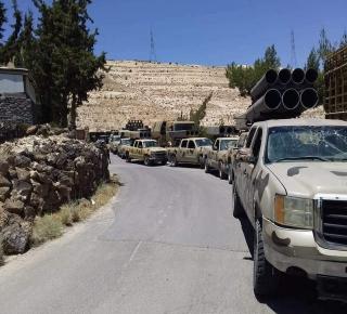 لماذا بدأ النظام السوري معركة درعا قبل إدلب؟