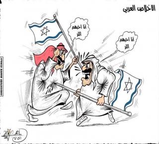 حالة التفكك والضياع العربي وتنامي المد الصهيوني يُغريان بالمضي في